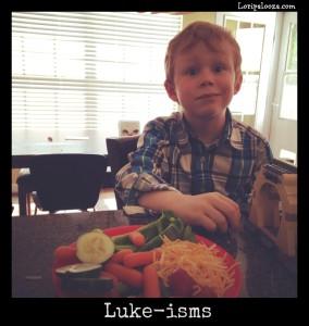 Luke-isms