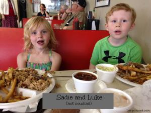 Luke and Sadie