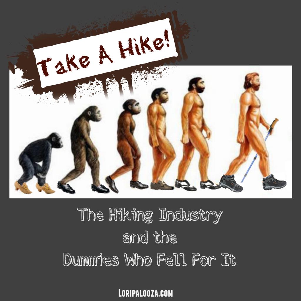 Hiking History