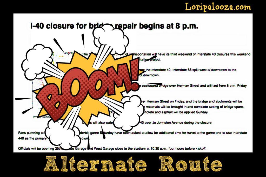 AlternateRoute