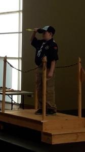 Lucas Cub scout